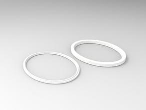 Sennheiser HD 59X Earpad Adapter Ring