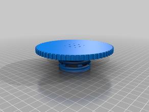 M spa filter holder
