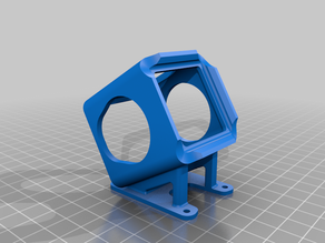 Foxeer Box 2 mount for QAV210 5 inch drone frame (30x42 mount holes)