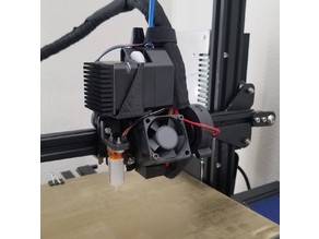 Ender 3 Direct Drive BMG - Single Blower