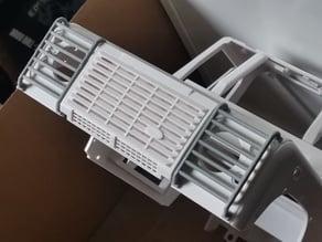 D90 D110 Front lamp guard (team raffee)