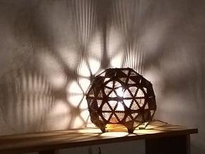 lamp geodesic