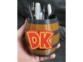 DK Barrel Pencil Cup