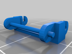 Lego Double Width Track Link