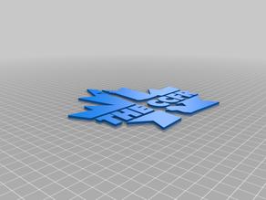 3D CCFR Logo