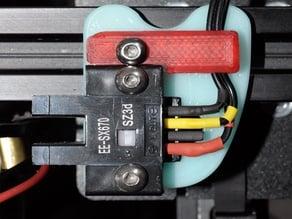 EE-SX670 Omron optical endstop X mount