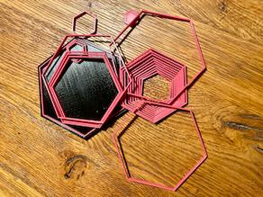 Magic Hexagon Gimmick