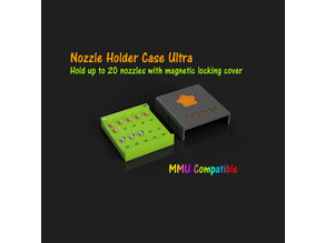 Nozzle Holder Case Ultra