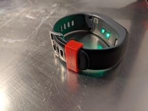Garmin vivosport watch strap holder loop ring