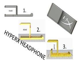 Hyperx Headphone Holder to Table