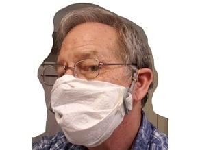 "DIY ""surgical"" mask"