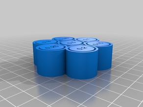 Customizable 3D Tolerance Test higher