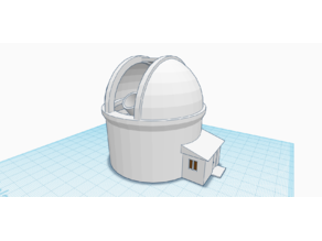 N-Scale Astronomical Observatory