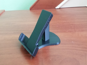 Holder stand for Uniden UBC 125 XLT