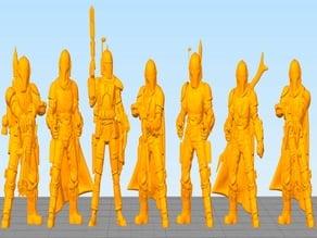 Star Wars Legion Mandalorian Magnificant Seven