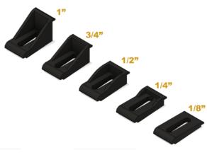 CNC Toe Clamps v1
