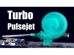 Turbo charger (by Integza)
