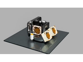 E3D Hemera + Noctua 40mm + BLTouch for Ender 3 / CR20-Pro