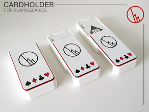 PLAYING CARDS - CASE