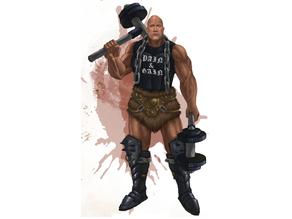 Brobarian Hammer