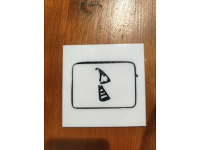 Pete Doherty BabyShambles French Dog beermat from Down In Albion