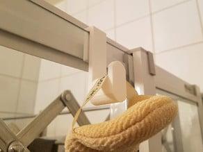 Customizable Shower Hook
