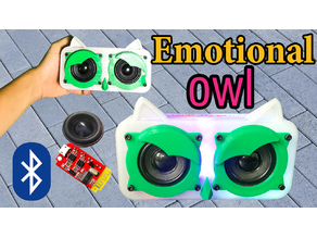 bluetooth speaker Owl