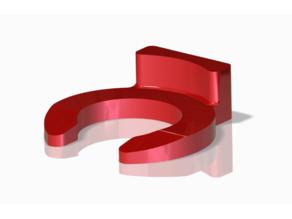 Bowden Collet Clip for Push Fit Connectors