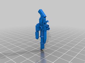Laser Cannon warhammer 40k