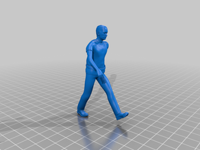 Walking Soldier with belt HQ
