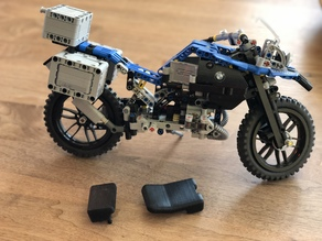Lego BMW R1200 GS Duo Seat