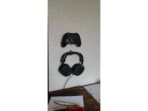 SteelSeries Artics 7 headset holder