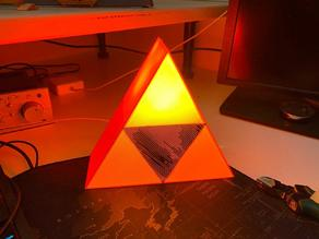 Triforce Lamp E14 Bulp