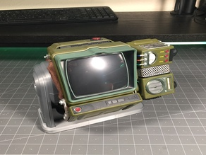 Pipboy stand