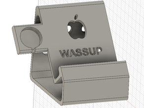 Iphone and Apple Watch charger stand (All phone)