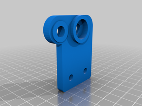 Anet a8 plus Z axis top plates with bearing
