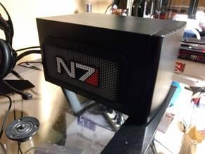 Fractal Node 304 N7 GPU Vent Cover