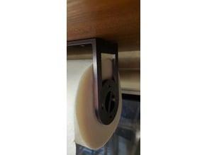 Simple Twist Paper Towel Holder