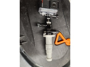 Scotty GoPro quick connect mount