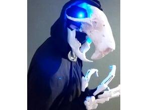 Death of rats mask