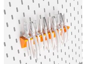 IKEA SKADIS Pliers Holder Rack