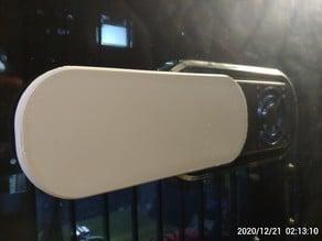 Da Vinci Dual Side Fan Adapter w/Slide on Cover