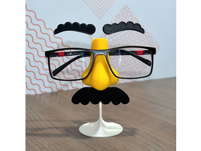 Funny Nose Glasses Stand