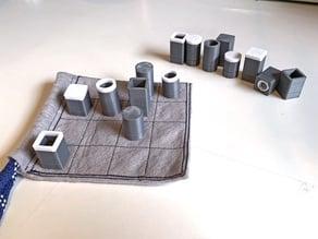 Quarto (Pocket) - Boardgame