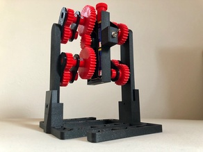 Walking Gear Robot (V-switch)