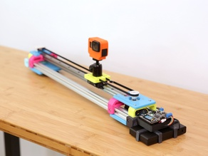 CircuitPython Camera Slider