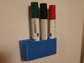 Magnetic Whiteboard marker holder