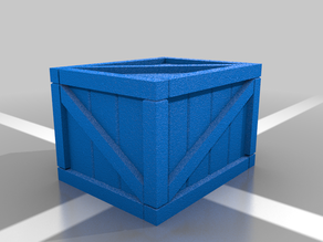 Wooden box v2