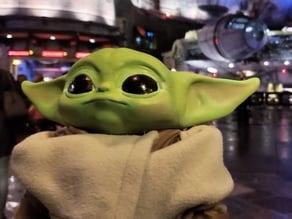 Baby Yoda ( The Mandalorian )