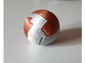 Mini puzzle esfera